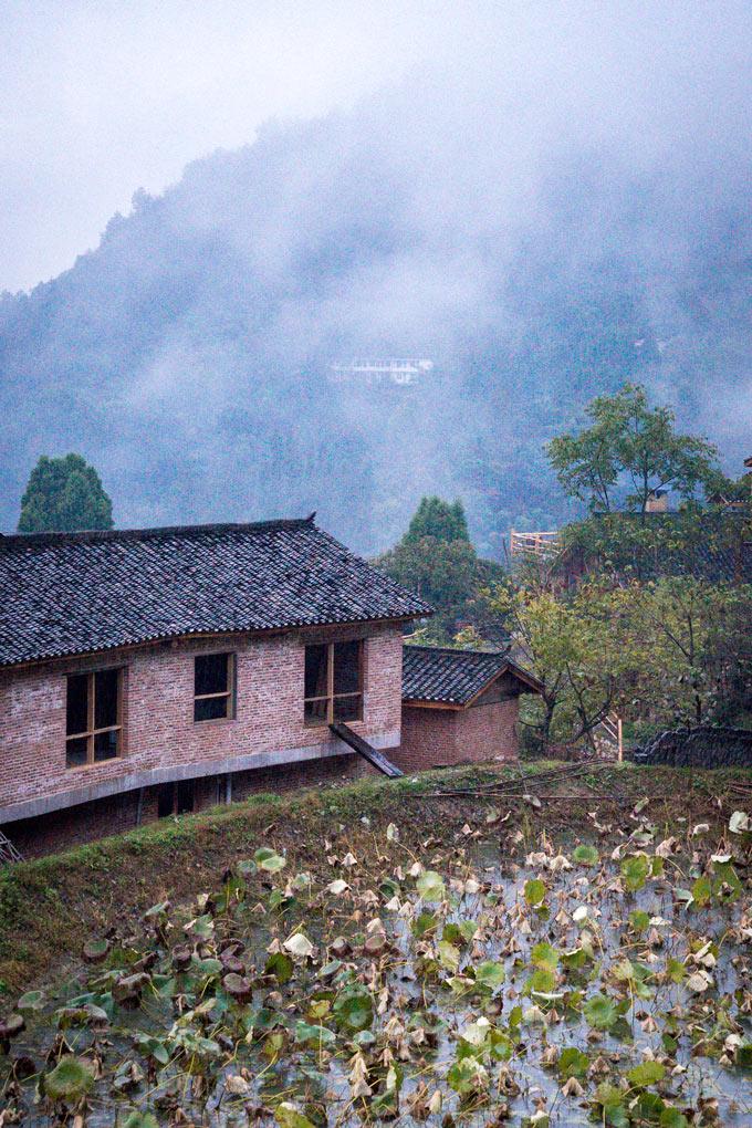 No. 5 Valley in Yangjiajie, China