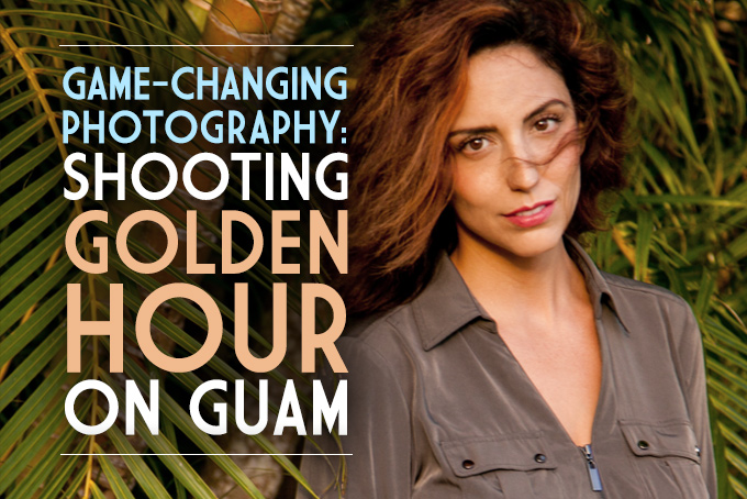 Golden Hour Photography on Guam
