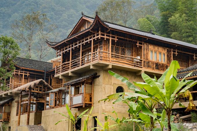 No. 5 Valley B&B, Yangjiajie, China