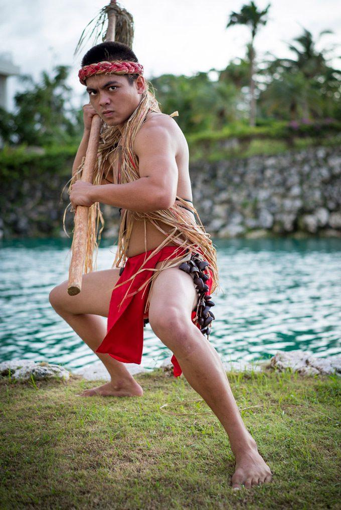 Dancer on Guam