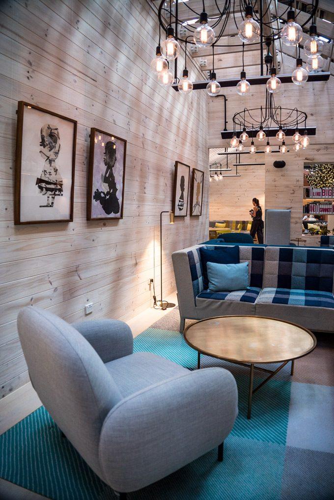 Ovolo Hotel at Woolloomooloo, Sydney, Australia