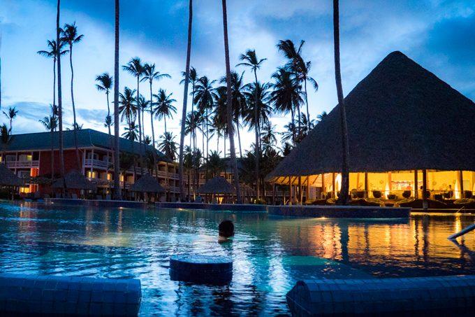 Barcelo Bavaro resort, Punta Cana, Dominican Republic