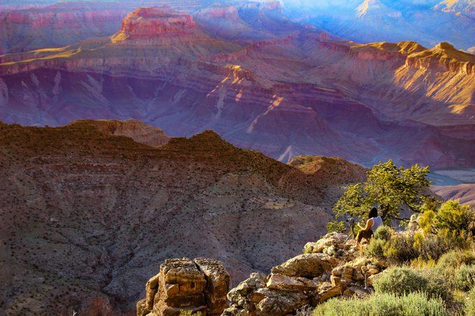 Watchtower at Grand Canyon, Arizona