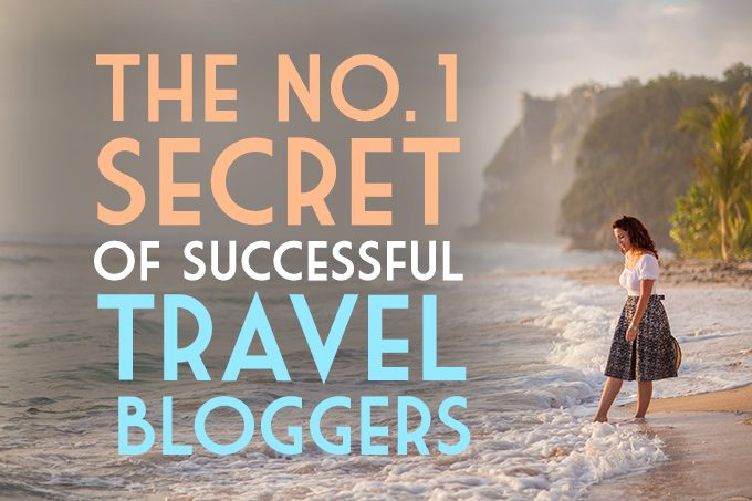 The Number 1 Secret of Successful Bloggers