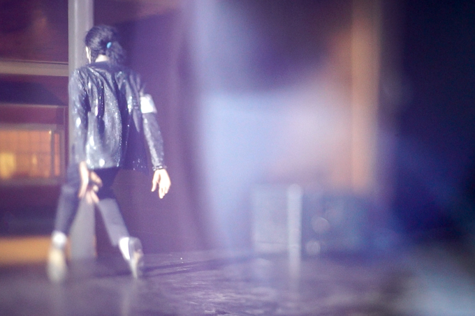 Michael Jackson dance performance at Barcelo Bavaro Palace, Punta Cana, Dominican Republic
