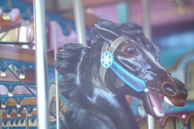 Cincinnati, Ohio Smale Riverfront Park carousel