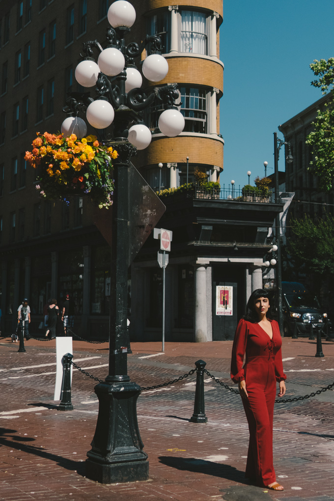 Jessica Peterson of Global Girl Travels in Vancouver, Canada