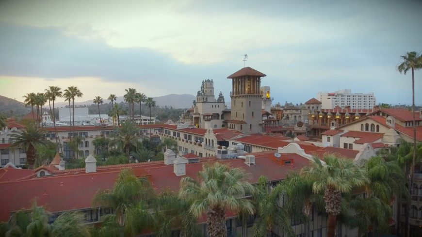 Mission Inn and Spa, Riverside, California