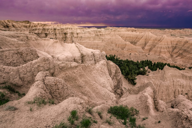 Badlands, Rapid City, South Dakota