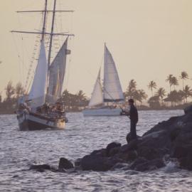 Jessica Peterson_Photos_SWA_Puerto Rico_Ocean Boats
